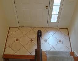 tile flooring ideas for foyer and tiled entry foyer ideas