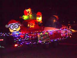 christmas light parade rigby idaho