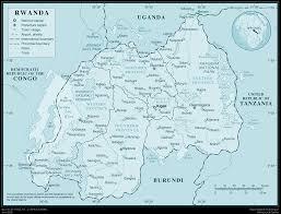 Rwanda Map Map Of Rwanda U2022 Mapsof Net