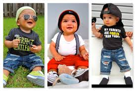 Trendy Infant Boy Clothes Cute Baby Boy U0027s 6 Months Old Baby Summer Spring