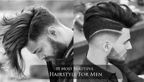 New Hairstyle Mens by 10 Most Beautiful Hairstyle For Men 2016 Youtube