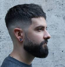 mens hairstyles pulled forward best short haircut styles for men 2017