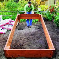 how to do raised bed for gardening the raised bed gardening