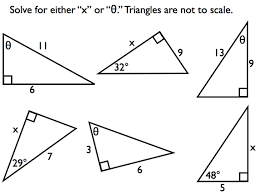 right triangle trig worksheet free worksheets library download