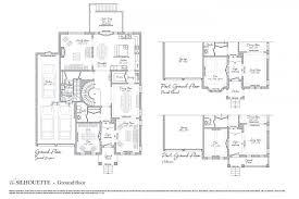 second empire floor plans model the silhouette second empire kleinburg heritage estates