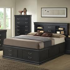 wooden platform bed frame laurel foundry modern farmhouse tina wood platform bed reviews