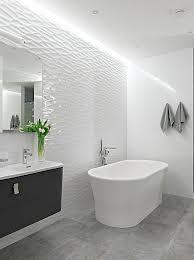 White Bathroom Ideas - modern white bathroom home design