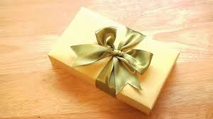 How To Wrap Wedding Gifts - 3 ways to tie a bow wikihow