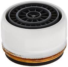 moen kitchen faucet aerator moen 3919bn 2 2 gpm thread aerator brushed nickel faucet