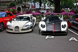 bugatti vs bugatti vs pagani which luxury brand boasts the best beast