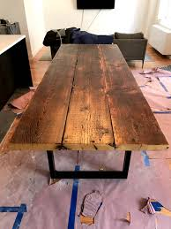 reclaimed wood vs new wood reclaimed wood from nyc buildings re co bklyn