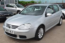 used volkswagen golf match 2007 cars for sale motors co uk