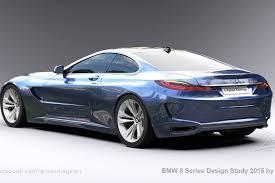 bmw 8 series concept launched in renderings bmwcoop