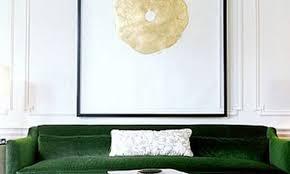 Green Sofa Living Room Emerald Green Velvet Sofa Living Room Windigoturbines Emerald