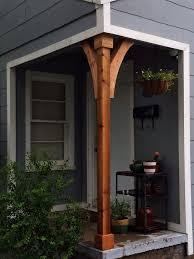 front porch column designs small front porch column ideas