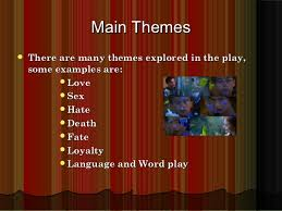Romeo And Juliet Powerpoint Romeo And Juliet Powerpoint Template
