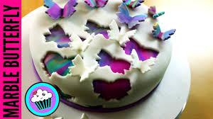 butterfly cake 3d marble butterfly cake pinch of luck