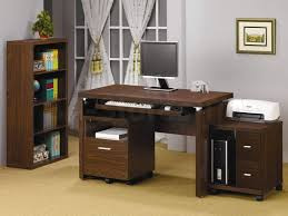Small Wooden Computer Desk Office Best Wooden Computer Desk For Small Spaces And Also