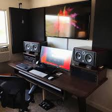 recording studio workstation desk az studio workstations home facebook
