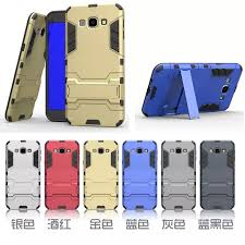 for samsung galaxy a8 armor back cover dual layer cool