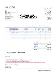 invoice template numbers invoice example