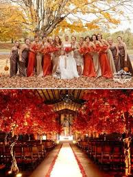 fall wedding fall themed wedding 23 best fall wedding ideas in 2017 kylaza nardi