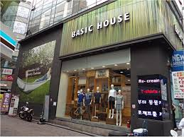 basic house basic house myeong dong branch 베이직하우스 명동점 official