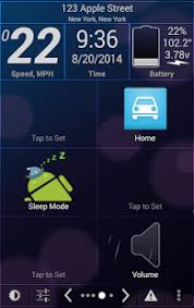 android sleep mode car home ultra for android device
