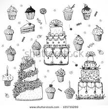 cake sketch icons download free vector art stock graphics u0026 images