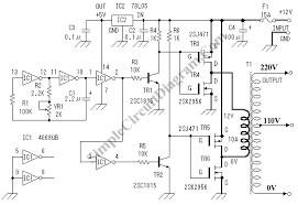 microwave oven circuit diagram