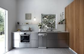 stainless steel kitchen cabinets ikea photo 1 of 149 in kitchen metal photos from nahmani tel aviv