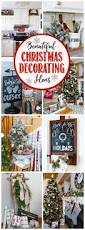 christmas home tour 2016 clean and scentsible