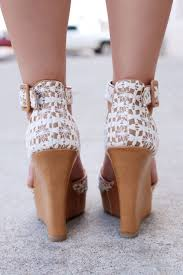 the 25 best lace wedges ideas on pinterest wedge heels wedges