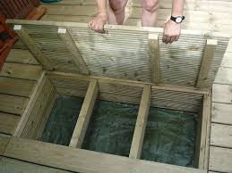 construction question trap door in wood deck off topic forum