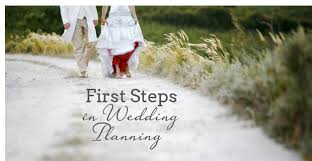 steps to planning a wedding steps in wedding planning
