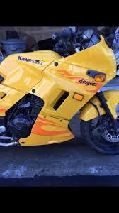 blue kawasaki ninja 250r motorcycles for sale