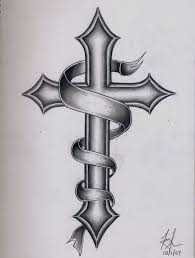 Cross Tattoos - best 25 cross tattoos ideas on faith tattoos cross