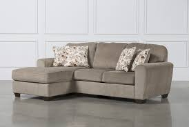 Sectional Chaise Patola Park 2 Piece Sectional W Laf Chaise Living Spaces
