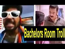 Bachelor Memes - இன ஜ ன யர ங bachelor room scenario after studies