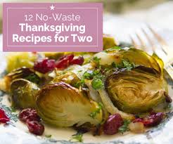 12 no waste thanksgiving recipes for two thegoodstuff