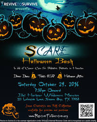 scare halloween bash revive to survive