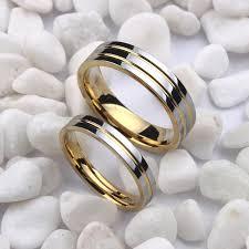 harga wedding ring ukuran 4 12 5 tungsten pernikahan band cincin cincin pasangan