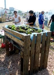 grillen und chillen im hafengarten frankfurter beete