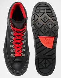chuck taylor all star street hiker black men shoes 2906696