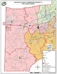 Map Georgia Usa by Douglas County Georgia Usa