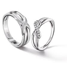engagement rings for couples designer platinum rings for him jl pt 536 jewelove