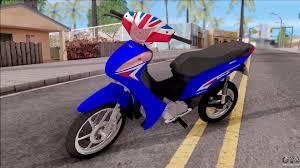 honda motorcycle mods gta san andreas