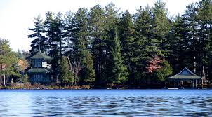 file pine tree point on st regis lake jpg wikimedia commons