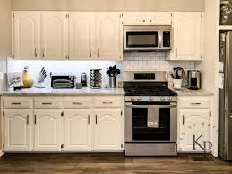 antique white kitchen cabinets sherwin williams kitchen cabinets in alabaster painted by payne