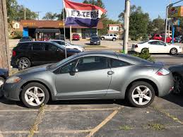 mitsubishi 2007 2007 mitsubishi eclipse houston u0027s auto sales u0026 spa